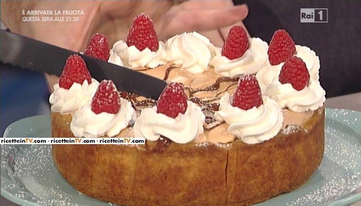 La ricetta della torta di frolla tripla bontà di Sergio Barzetti del 3 dicembre 2015 – La prova del cuoco