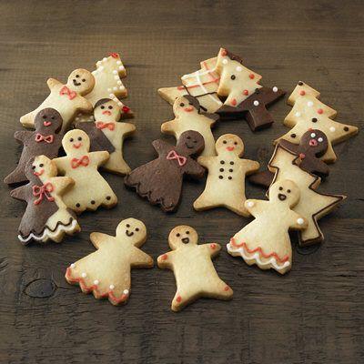 自分でつくる クリスマス型抜きクッキー 15040322 無印良品