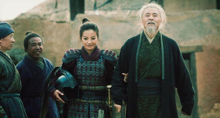 Hua Mulan movie
