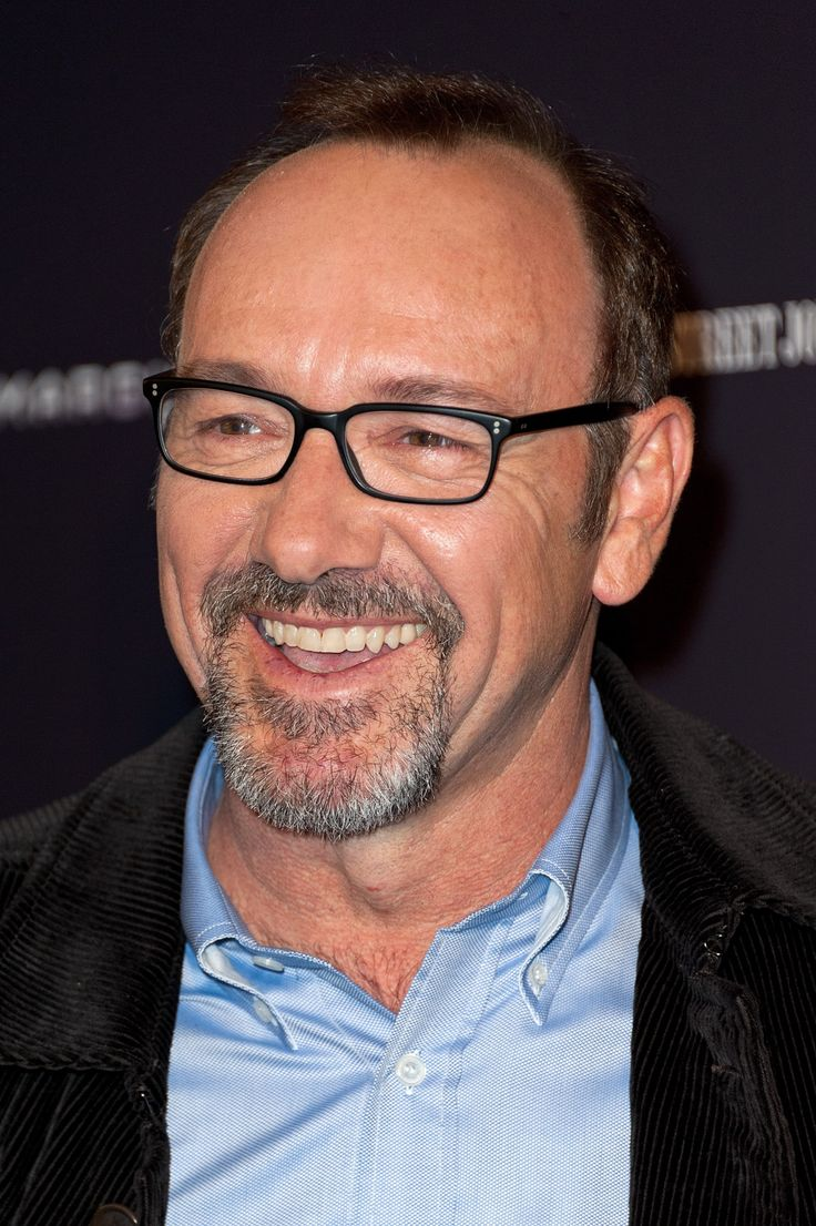 Kevin Spacey • On this date in 2011, Kevin Spacey attends the New...