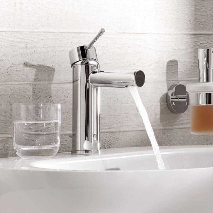 Günstig Bei REUTER Kaufen: Grohe Essence Einhand Waschtischbatterie, S Size  Mit Ablaufgarnitur 32898001 ✓ Mit Best Preis Garantie.