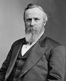 Rutherford B. Hayes, 19th President