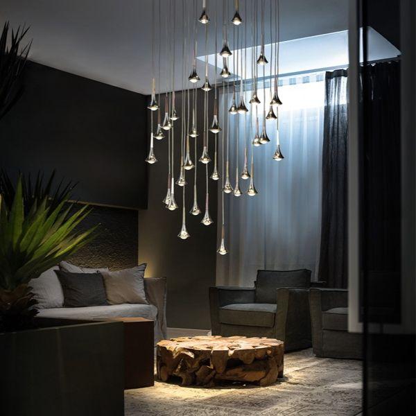 Studio Italia Rain Pendant Light