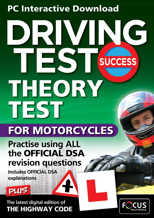 Motorbike Theory Test Practice