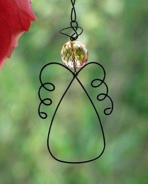 Duše anděla... andělský talismánek