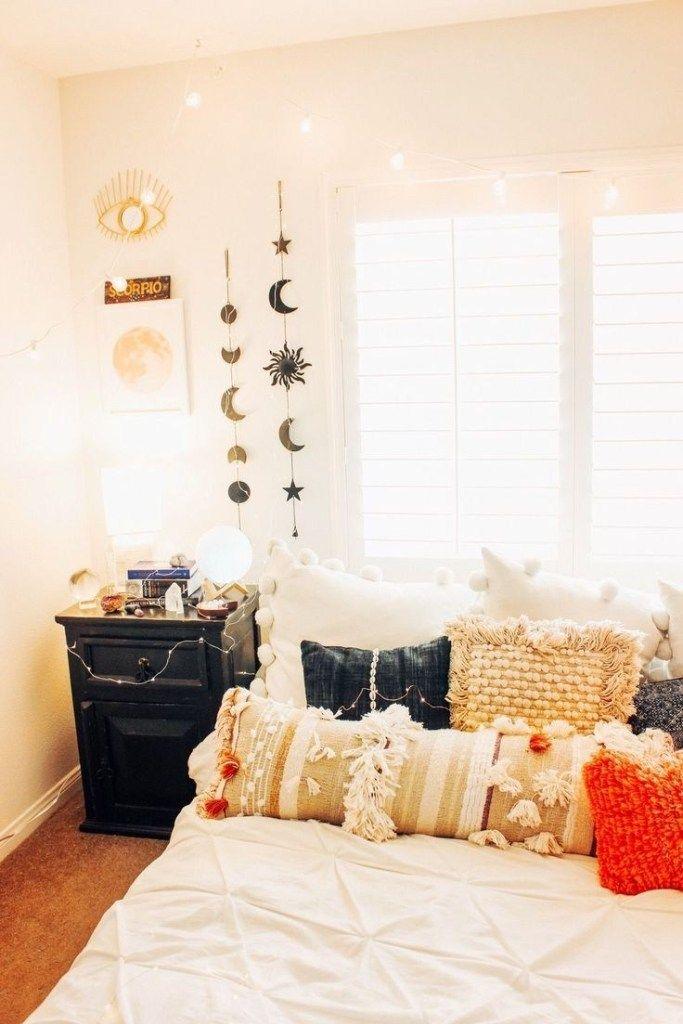50 Beautiful College Apartment Bedroom Decorating Ideas 27 In