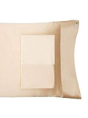 56% OFF Kumi Kookoon Set of 2 Silk Pillowcases, Ivory, 20