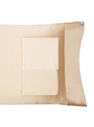 56% OFF Kumi Kookoon Set of 2 Silk Pillowcases, Ivory, 20
