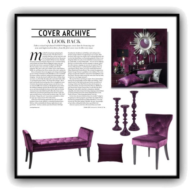 """""""Color Archive: Plum 01"""" by Hybrid-Rainbow on Polyvore."""