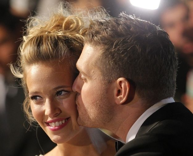 But most importantly, Lopilato and Buble are just adorable together. | Meet Michael Buble's Beautiful Argentine Wife