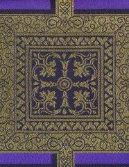 Fabric 02-27 Advent Close Up
