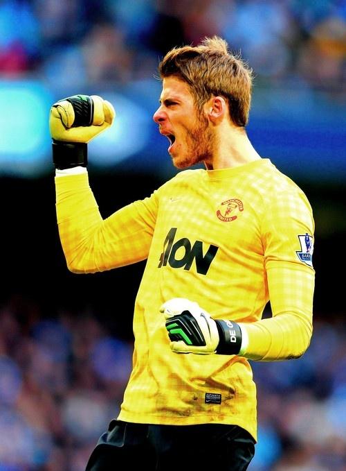 David De Gea, Manchester United FC.