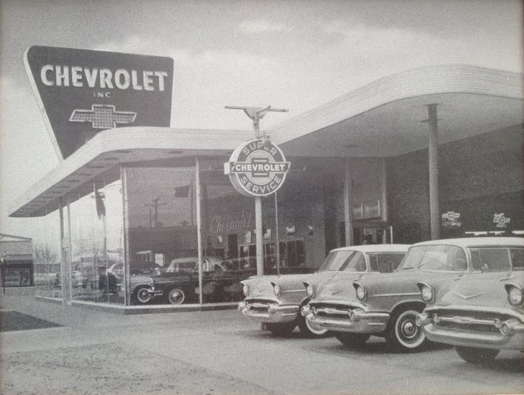 Classic Car Dealer: 198 Best Images About Car Dealerships From PAST On