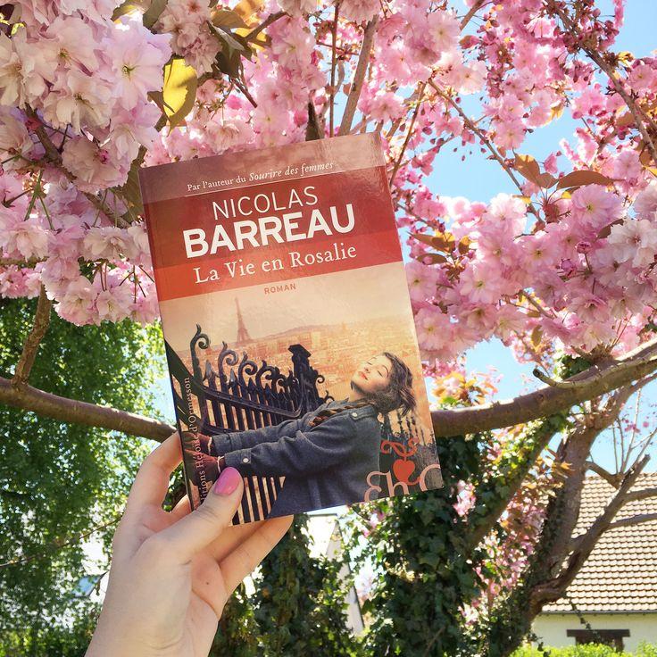 La Vie en Rosalie, Nicolas Barreau Nicolas Barreau est un auteur dont j'avais envie de découvrir les romans depuis quelques temps déjà. Son dernier paru aux éditions Heloïse d'Ormesson,…