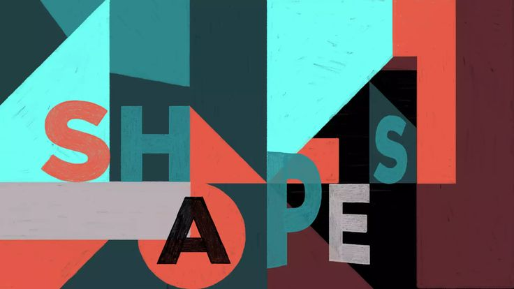 """Adult Swim : Off The Air """"Shapes"""" open on Vimeo"""