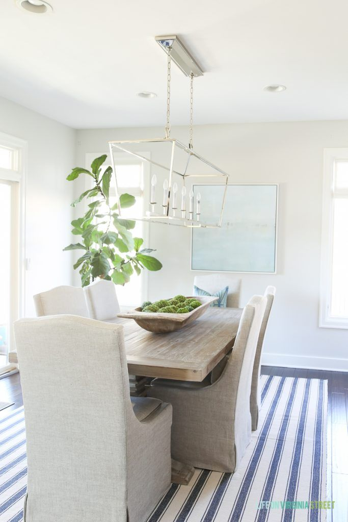 Top 25+ Best Coastal Dining Rooms Ideas On Pinterest | Beach Dining Room,  Beach Style Kitchen Fixtures And Dining Table With Chairs
