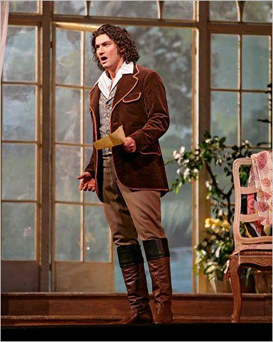 Jonas Kauffman in La Traviata