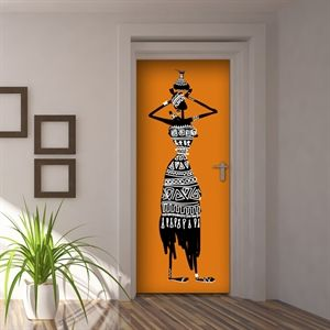 majestic dr who tardis door decal. Ethnic door cover  sticker 13 best Door images on Pinterest Decal Sticker and Stickers