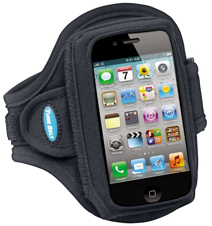 Tune Belt Sport Armband for iPhone and more £14.10 amazon.co.uk