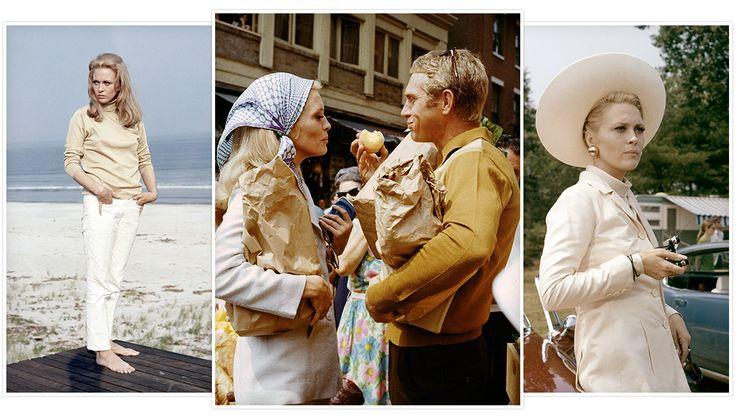 Faye Dunaway dans L'affaire Thomas Crown de Norman Jewison, 1968