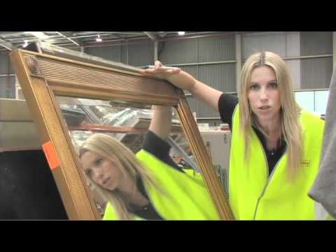 Cherie Barber uncovers bargains at GraysOnline's warehouse - YouTube