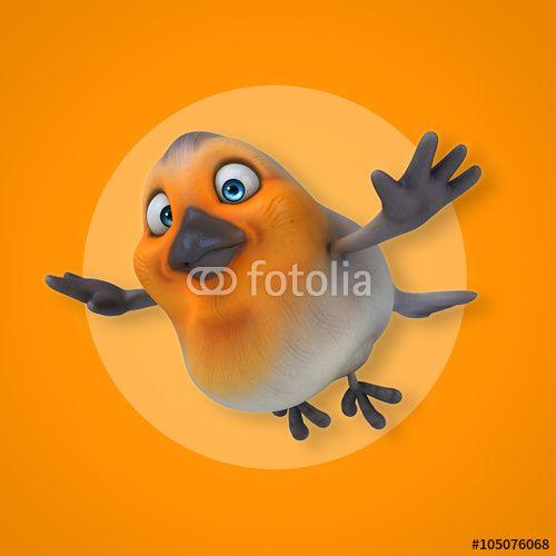 """Téléchargez la photo libre de droits """"Red robin"""" créée par julien tromeur au meilleur prix sur Fotolia.com. Parcourez notre banque d'images en ligne et trouvez l'image parfaite pour vos projets marketing !"""