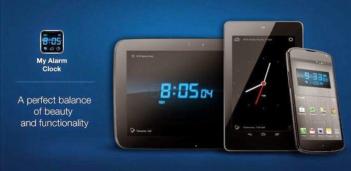My Alarm Clock v2.9 Apk Free Download