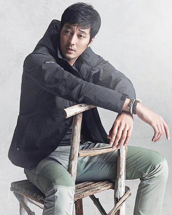 yeah...that's So Ji-sub — sojisub-51k-addicted:   From Marmot Korea to North...