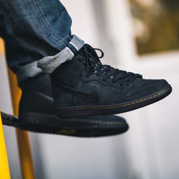 retail prices best value best value Nike SB Zoom Dunk High Pro Deconstructed Premium Black ...