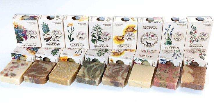 Egyetlen képen az összes Mákvirág-szappan :)   #kézműves #szappan #gyógynövény #kecsketej #sheavaj  #manna a bőrnek