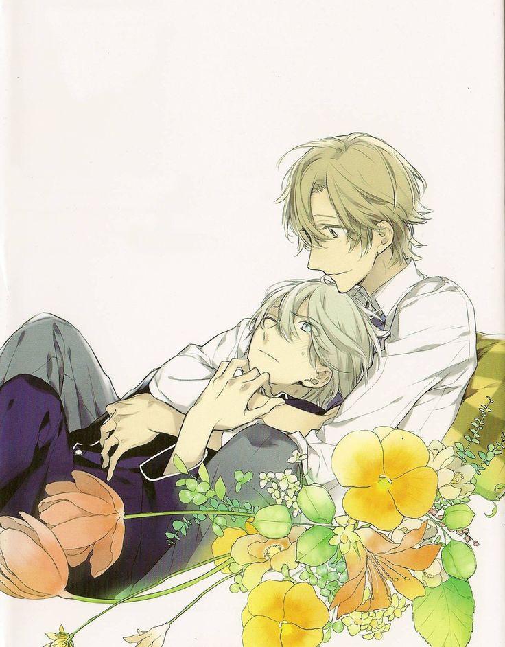Hana no Mizo Shiru. I love this manga so much