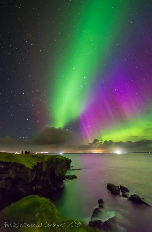 Northern Lights, April 7, 2016