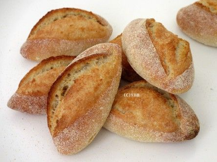 Xandra bakt brood - vele vele recepten, ook veel met zuurdesem, en goede uitleg over basisprincipes en andere informatie