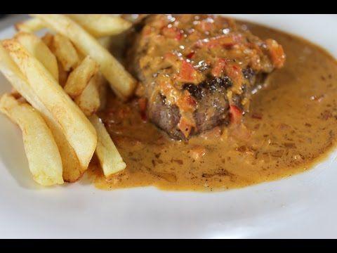 Recept 'Steak stroganoff' | njam!