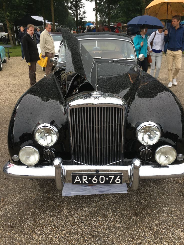 Bentley R-Type Continental Fastback Coupe 1955 Shah Of Iran-03