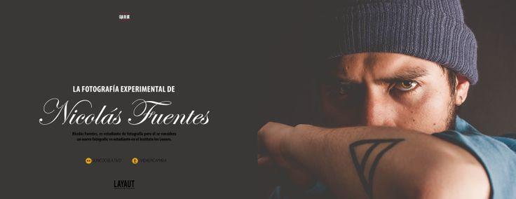 Y con ustedes nuestra sexta edición de #LAYAUTMAGAZINE , y en esta edición contamos con el trabajo de:  * Garvo  * Sebastian del Real Ossa  * Nicolás Fuentes  * Las Analfabetas  * Velázquez * Y mucho más !!  http://issuu.com/layautmagazine/docs/layaut_6_pdf