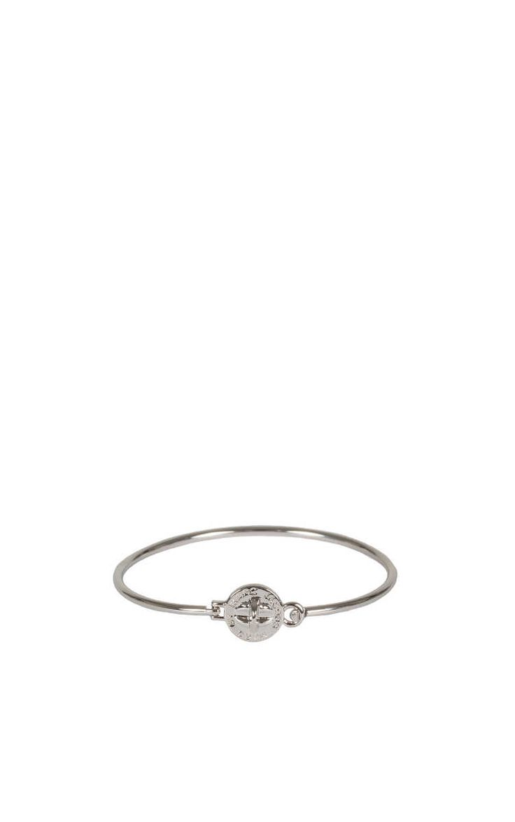 Armband Skinny Turnlock SILVER - Marc by Marc Jacobs - Designers - Raglady
