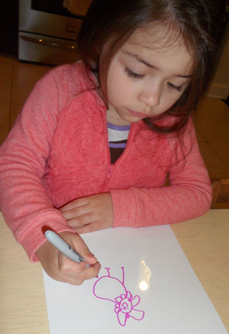 Magic Art - draw on the special paper