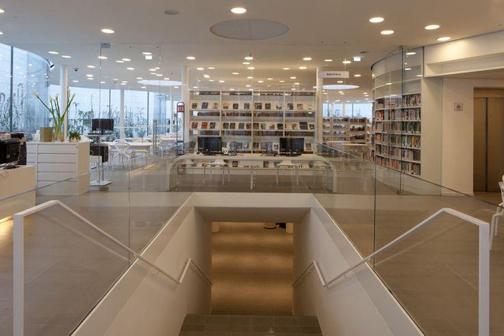 Biblioteca e sala polivalente a Maranello – Andrea Maffei e Arata Isozaki | Arketipo