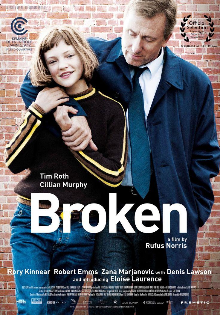 Broken - Director: Rufus Norris  @ Festival de Cine de Lima - https://www.facebook.com/festivaldelima