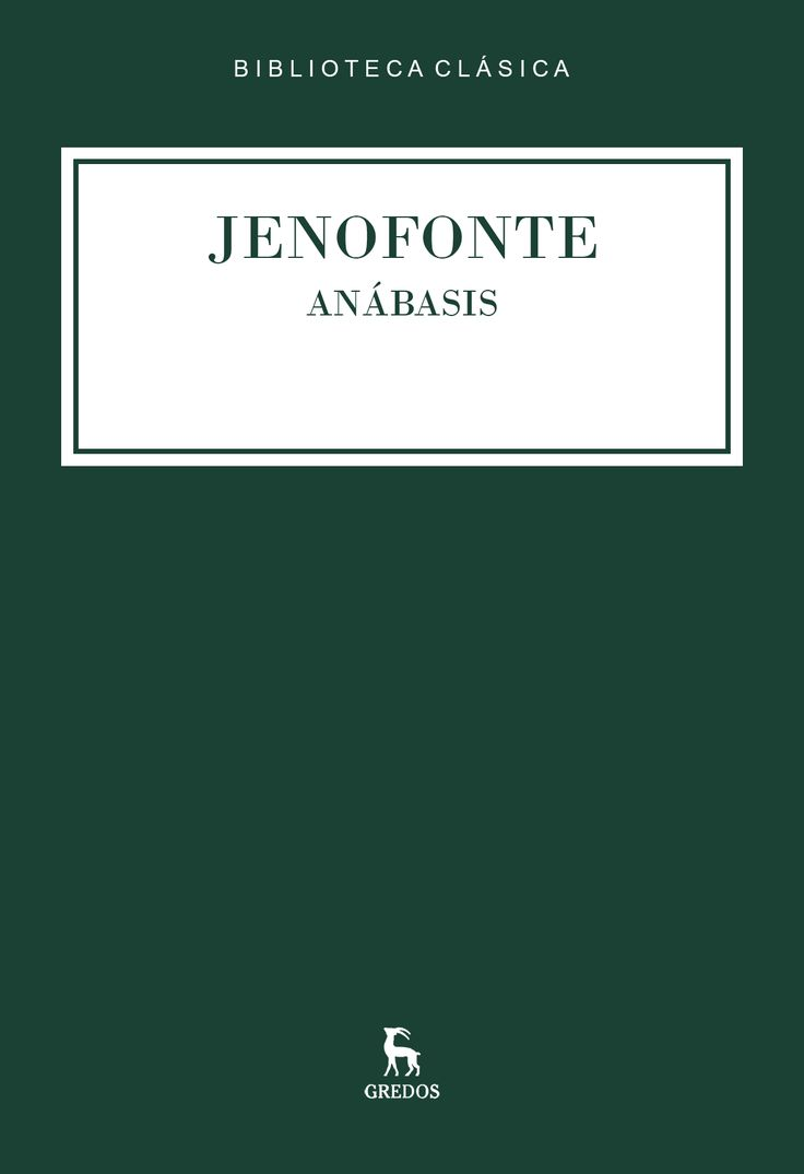 20 - Jenofonte - Anábasis