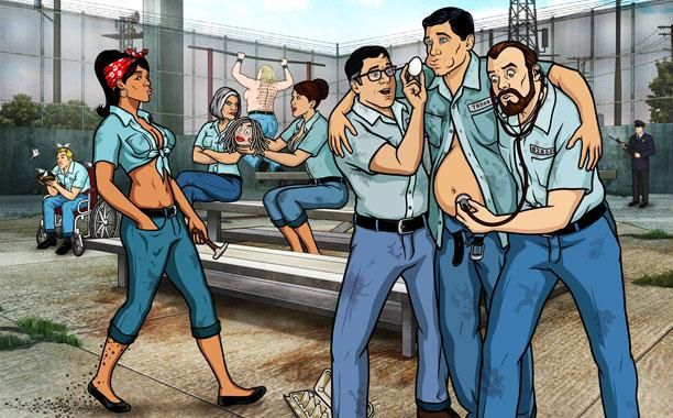 'Archer' Is The New Black: The plotline you won't see this season | EW.com