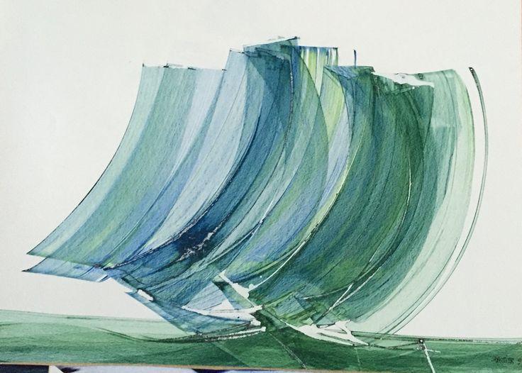 Vert, Jean Pierre pottier 2005