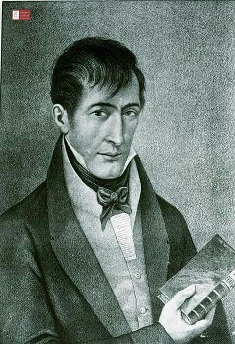 """#UnDíaComoHoy pero de 1776 nació en la #CDMX, José Joaquín Fernández de Lizardi, conocido como el """"Pensador Mexicano"""", autor de la obra El Periquillo Sarniento. #AGNMex"""