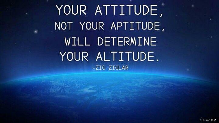 Zig Ziglar Quotes On Attitude. QuotesGram
