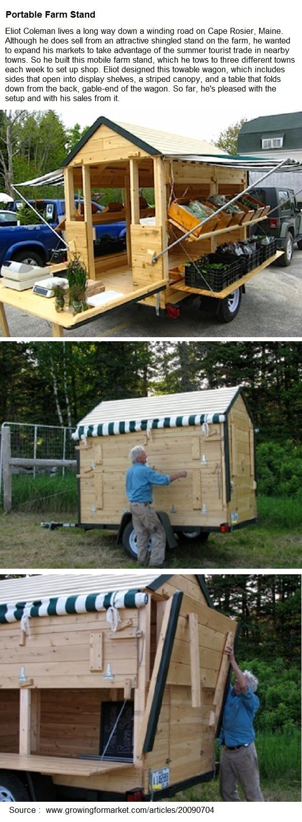 Farmers Market Portable Toilet : Best images about farmers market display ideas on