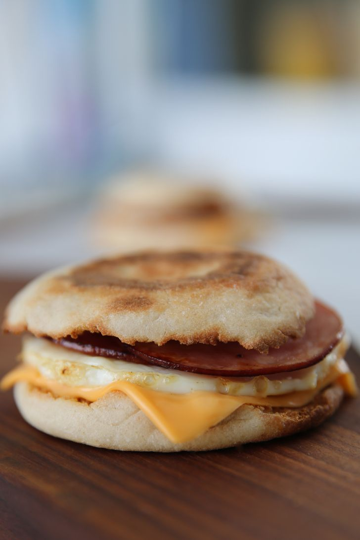 Finally! A Way to Make a Perfect Egg McMuffin at Home