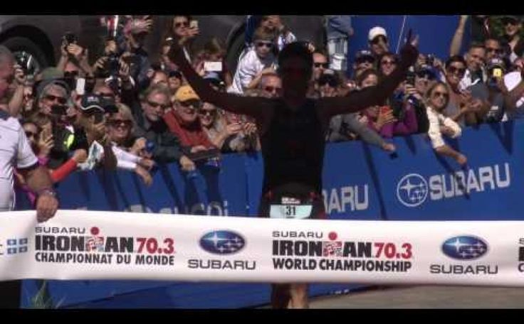 Javier Gomez – Ironman 70.3 World Champion | Wild Boys TV