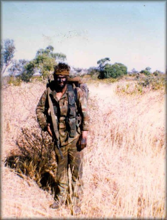 TAKING THE WAR TO SWAPO: