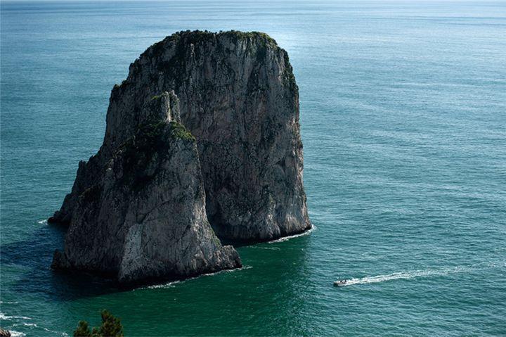 Italian Villa on Capri island // Италианска вила от остров Капри | 79 Ideas